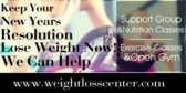 weight loss new years