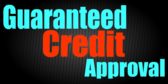 Auto Credit Approval Guaranteed