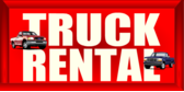 Truck Rental Red