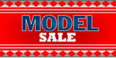 Model Sale Red
