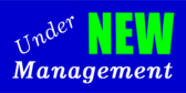 Under New Management flor de lis