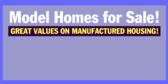 Model Home Sale Rainbow