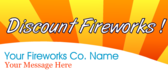Discount Fireworks message