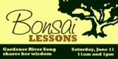 Bonsai Lessons