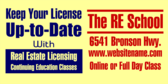 Real Estate Licensing