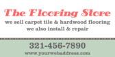 Flooring Store Services