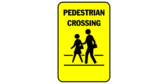 Pedestrian Crossing Street Walkers