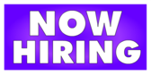 Now Hiring Purple