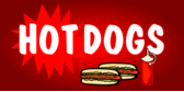 Hot Dogs Red
