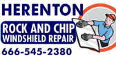 Rock and Chip Windshield Repair