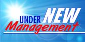 Under New Management Blue