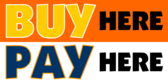 Buy Here Pay Here Orange
