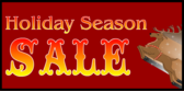 Holiday Season Sale Christmas