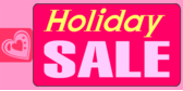 Holiday Sale Pink And Yellow
