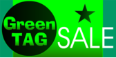 Sale Green Tag