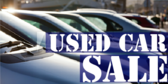 Used Car Sale Gradient Type