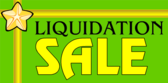 Liquidation Sale Star