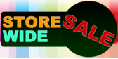 Rainbow Store Wide Sale