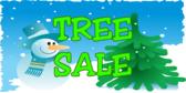Tree Sale Snowman