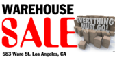 Warehouse Sale Digital