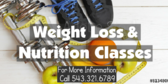 Weight Loss & Nutrition Classes