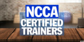 NCCA Certified Trainers