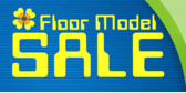Floor Sale Blue Yellow Digital