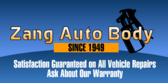 Auto Body Warranty