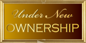 Under New Ownership Gold Script