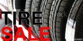 Tire Sale Plain