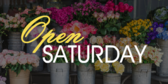 Open Saturday Floral