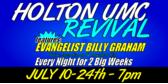 Holton UMC Revival