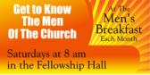 Mens Church Breakfast