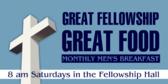 Great Fellowship Mens Breakfast