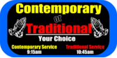Comtemporary or Traditional