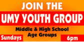 Join The UMY Youth Group