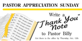 pastor appreciation bible line