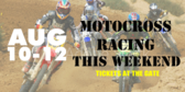 Motocross Racing This Weekend