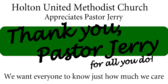 church pastor sign template