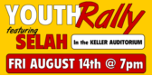 Youth Rally Feat Selah