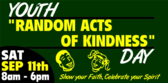 Youth Random Acts of Kindness Day