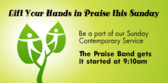 Lift Your Hands in Praise