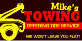 Towing Service Business Ad