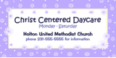 Christ Centered Daycare
