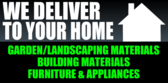 We deliver to your home