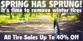 Spring Has Spung!