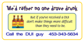 Call the DUI Guy