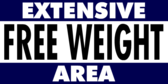 Weight Training Extensive Weights