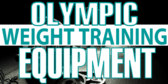 Weight Training Olymic Grade