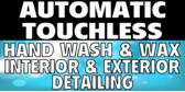 Automatic Touchless Hand Wash